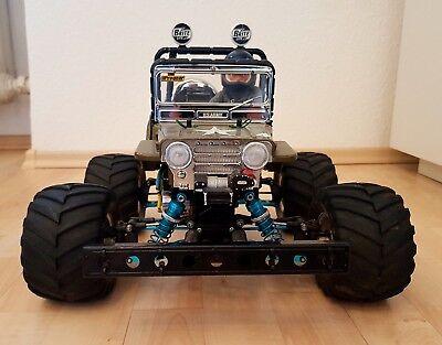 Tamiya Wild Willy 2 WR-02 Rarität Unikat Breitbau selten...kein F103 F102 F101