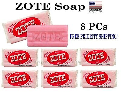 ZOTE Laundry Soap Bar, Washing Clothes Bars Detergent, Stain & Dirt Remove Soap