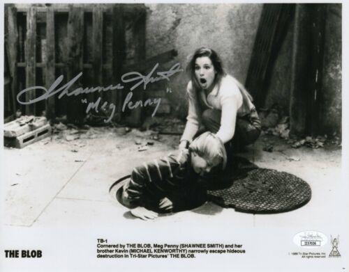 "Shawnee Smith Autograph Signed 8x10 Photo - The Blob ""Meg Penny"" (JSA COA)"