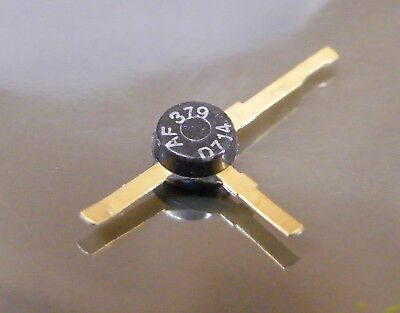 10x AF379 RF transistor for large signal applications up to 900MHz Rf-transistor