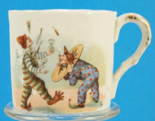 Antique English Porcelain Child
