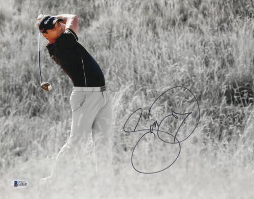 JASON DAY SIGNED 11X14 PHOTO AUTHENTIC AUTOGRAPH BAS BECKETT PGA TOUR RYDER CUP
