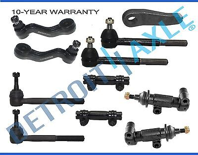 Brand New 11pc Complete Front Suspension Kit Chevy GMC Express Savana Vans 2WD