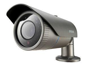 Samsung SCO-2120RP Security CCTV Camera 12x Optical Zoom