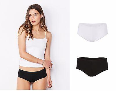 Short Stretch Baumwolle 2er Underwear Women´s Cotton Stretch Shortie Unterwäsche - Baumwolle Womens Unterwäsche