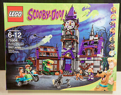 LEGO Scooby-Doo! Mystery Mansion (75904) New Sealed Box