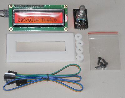 LED DISPLAY + ROTARY HARDWARE MOD für GOTEK USB Laufwerke -
