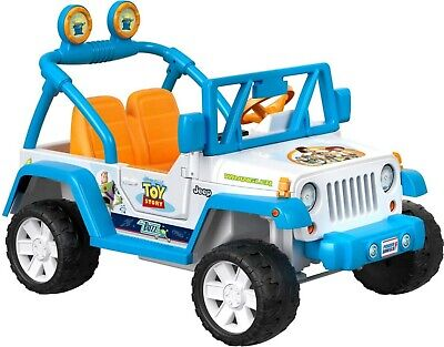 Power Wheels Battery Powered Ride On Toys 12V Kids Toy Story 4 Best 2019