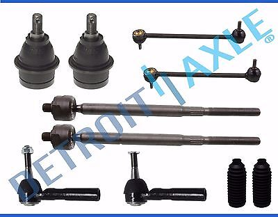 New 10Pc Complete Front Suspension Kit For Ford Escape Mercury Mariner