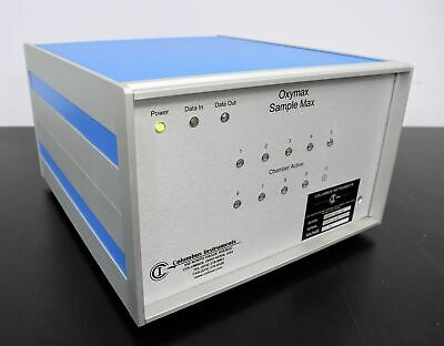 Columbus Instruments Oxymax Sample Max 191 9-channel For Animal Testing Unit