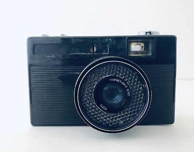 Rare Vintage Collectible Russian USSR Photo Camera Smena 8MM- Non Working