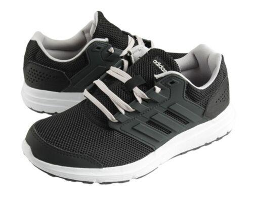 Adidas Women Galaxy 4 Training Shoes Running Black White