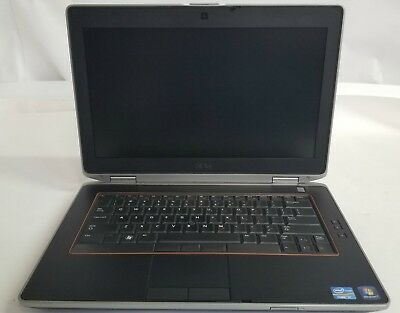 DELL LATITUDE E6420 INTEL i7-2640M 2.80GHz 4GB RAM 14