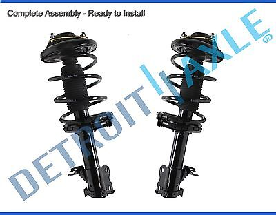 Used, Pair of Front Strut W/ Coil Springs for 2007 2008 2009 2010 Saturn Outlook for sale  Detroit