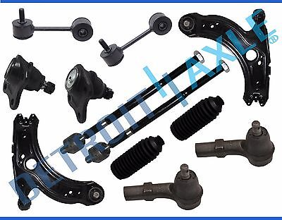 1999-2002 Volkswagen Beetle Golf Jetta Front Lower Control Arm Ball Joint Kit