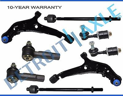 For Nissan Maxima Infiniti i30 Front Control Arm TieRod Sway Bar End Kit -