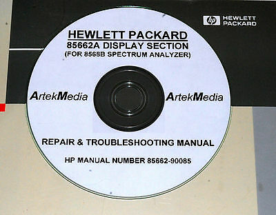 Hp 85662a Repair Manual If-dispaly 8568b Schematics