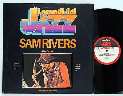 Sam Rivers          I Grandi Del Jazz         FOC         NM # 1