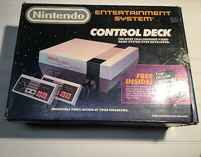 Nintendo Entertainment System Action Set Console - Gray