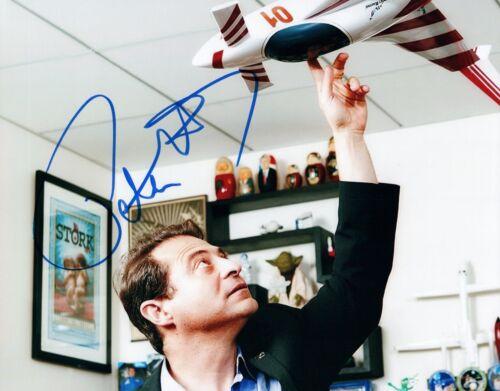 Peter Diamandis Signed Autographed 8x10 Photo X Prize Foundation COA VD