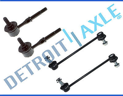 All 4 New Front  Rear Sway Bar End Links for Sonata Optima Amanti Magentis