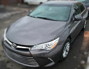 2016 Toyota Camry LE Automatic AIR Cuire Bas KM Like New REDUIT