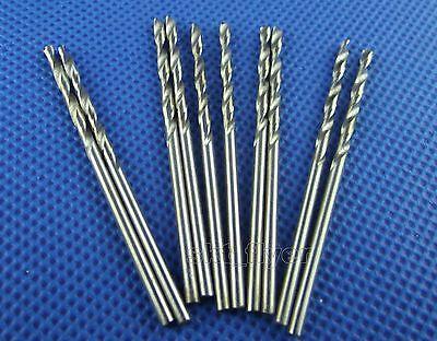 10pcs 2.2mm Pcb Drill Mini Press Hss Electrical Twist Drilling Model