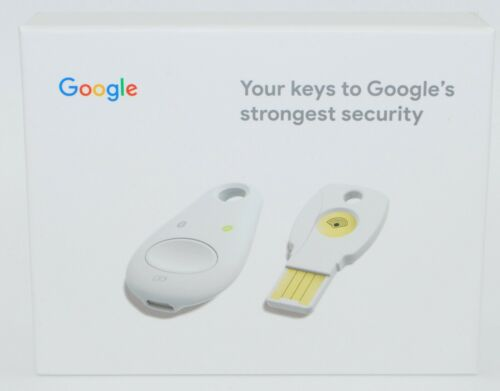 Google Titan USB Security Key Bundle - K9T K13T
