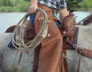 Solid Western Saddle