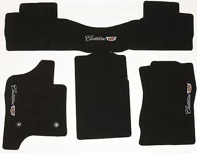 Lloyd Mats 3pc Floor Mat Set 2015 -20 Cadillac Escalade Base Model Black New Swl