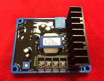 Black St 220 Volt Automatic Voltage Regulator Brush-type Avr
