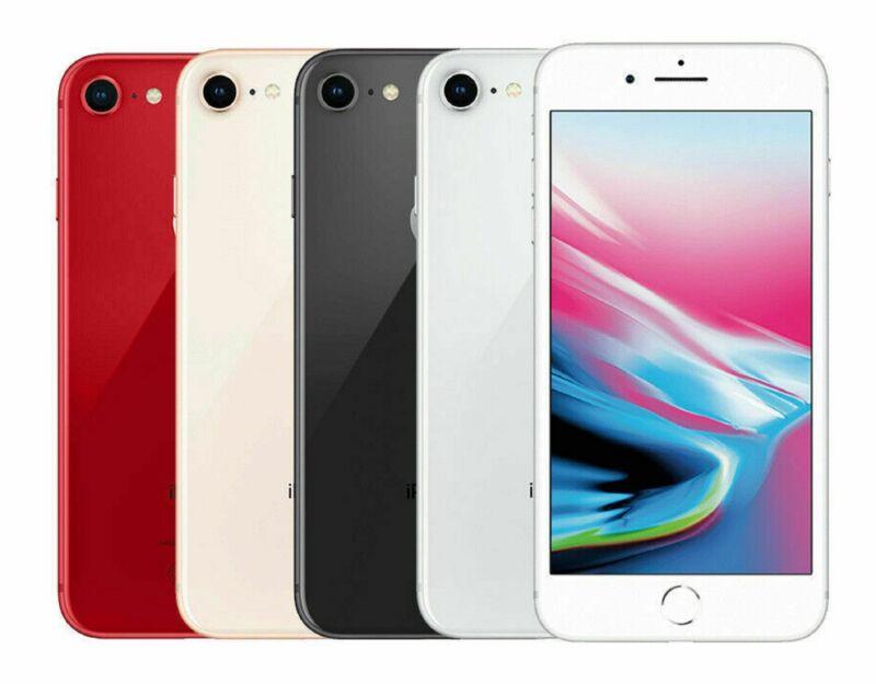 Apple iPhone 8 64GB Factory Unlocked Smartphone - Very Good