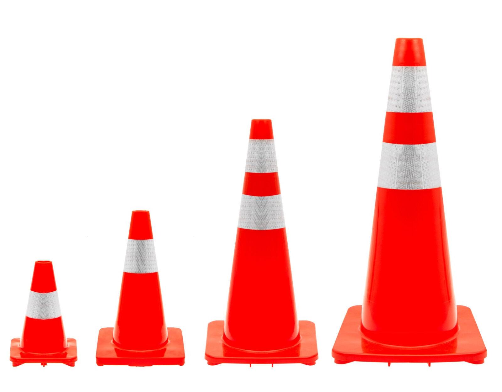 Verkehrsleitkegel Verkehrs Leitkegel Warnleitkegel Verkehrshütchen