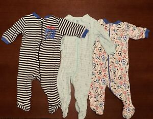 Sleepers boys 3-6 months