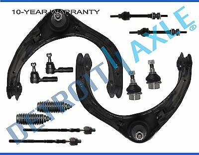 12pc Front Upper Control Arm Lower Ball Joint for 2006 2007 2008 Dodge Ram 1500