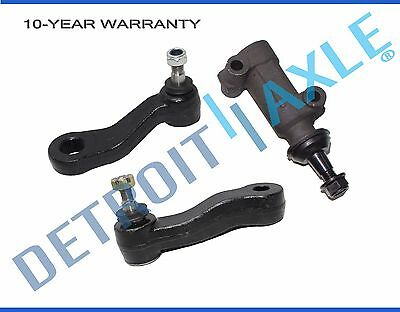 NEW 3pc Steering Pitman Idler Arm Chevy Silverado HD GMC Sierra Suburban Yukon