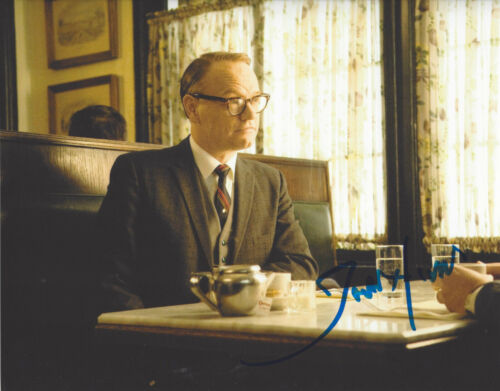 ACTOR JARED HARRIS SIGNED 'MAD MEN' LANE PRYCE 8X10 PHOTO F COA CHERNOBYL PROOF
