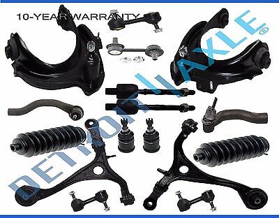- Front lower control arm & sway bar for 2003-2007 Honda Accord Acura TSX / 08 TSX