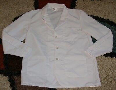 Best Medical Woman L/S Staff Lab Coat 3 pocket White 30