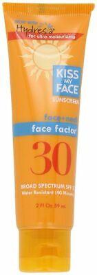 Kiss My Face Face Factor SPF#30 60 ml
