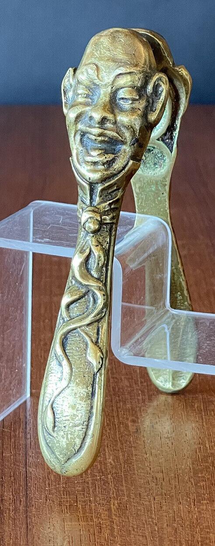 Bel schiaccianoci vintage in bronzo - Bruges