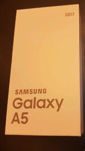 Brand New seal Pack Samsung Galaxy A5 2017 for sale