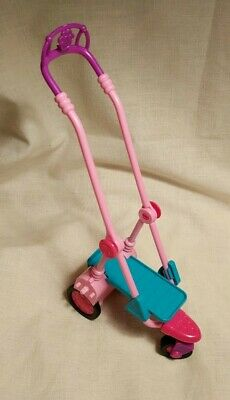 Barbie Strollin Pups Dog Stroller Only