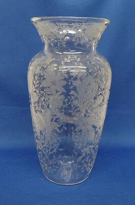 """Cambridge Wildflower Vase 10 7/8"""""""