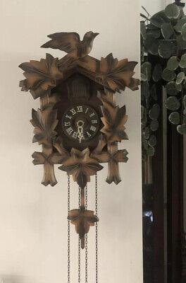 Vintage German. Cuckoo Clock