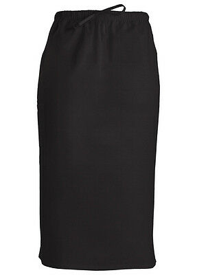 (Cherokee  NWT Scrub Skirt (4509) Black XS to 5X)
