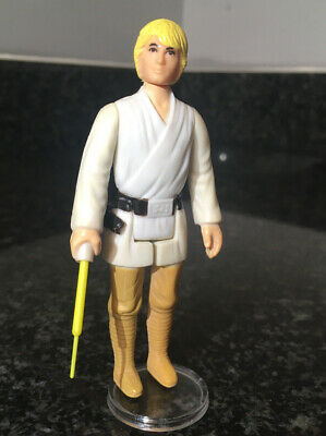 vintage star wars figures luke skywalker 1977 First 12 Minty