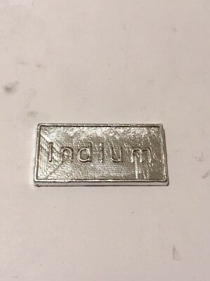 1 Oz. Indium Ingot