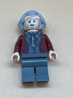 LEGO Harry Potter Garrick Olivander Minifigure Diagon Alley 75978 2020 Version