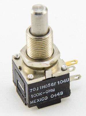 Clarostat 100k Ohms Mod Pot Linear Taper Potentiometer 1w 1 Watt Modpot .25